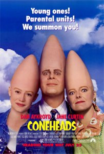 Coneheads_Poster