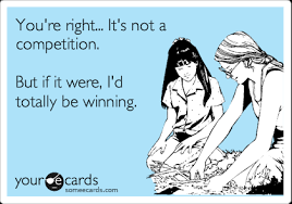 not a competitions