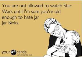 star wars hate jar jar