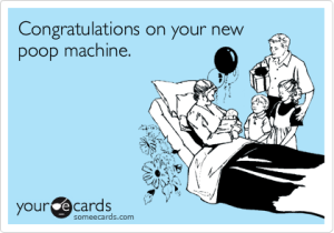 poop machine