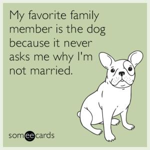 favorite family member dog