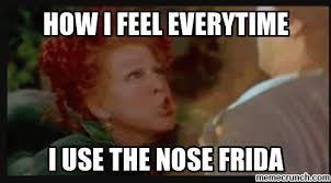 nose frida