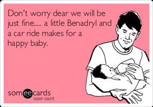 baby benadryl